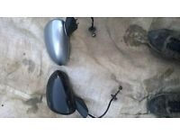 Vauxhall corsa d mirrors 2007 to 2013