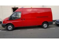 MAN AND VAN FOR BEDS, HERTS, BUCKS AND NATIONWIDE REMOVAL AND DELIVERY JOBS. PROMPT AND RELIABLE