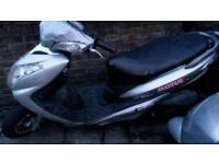 2008 sym 125cc 4 stroke bargain! £250