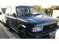 Isuzu trooper SWB 3.2 litre petrol 4x4 automatic swap export