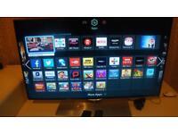 """Samsung 40"""" smart 3D smart tv"""