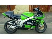 GSXR 750