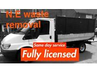 N.E waste removal services +44 7771 913815