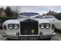 Rolls Royce silver wraith 1