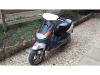 Peugeot viva city 50cc scooter