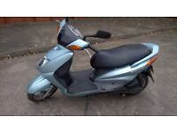 Yamaha Cygnus Nxc125 £550