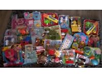 BRAND NEW ASSORTED TOYS