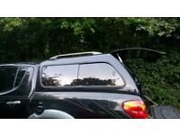 L200 Canopy.... pick-up back..hardtop black