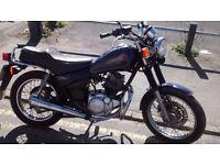 Yamaha sr125 2003