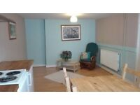 Flat cosy comfortable one bed flat in central Ashburton to rent