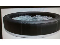 HOT TUB/LAZY SPA GAZEBO FOR PARTY HIRE IN KENT