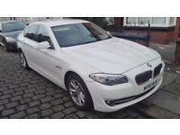 FOR SALE 2011/61 PLATE BMW 520d F10 FULL SERVICE HISTORY