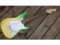 westfield mini strat with amp