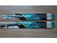 Flat wiper blade 530 mm ( 2 items ) BRAND NEW