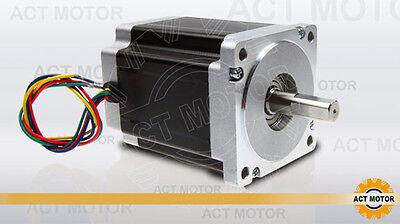 ACT Motor GmbH 1PCS Nema34 Stepper Motor 34HS1456 Schrittmotor 5.6A 116mm 8.4N.m