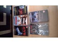 5 PSP videos