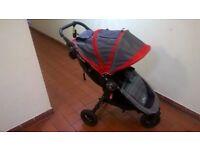 Baby Jogger City Mini GT pram (£300 new) excellent central London bargain