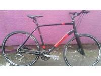 Merida Crossway urban xt hybrid bike
