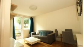 1/2 Bed Apartment Marylebone with Garden NW1