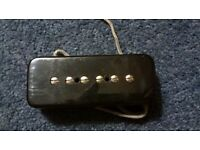 Gibson USA neck P90 pickup and cheap P90 set