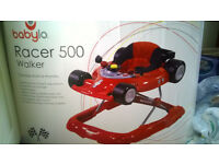 Baby walker Babylo, Racer 500