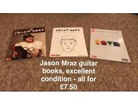 Jason mraz guitar books