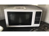 Kenwood conventional microwave