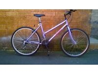 ladies bike (fully serviced recently)