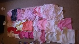 baby girls clothes bundle 3-6m all excellent condition
