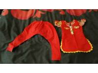 Asian clothes for girl