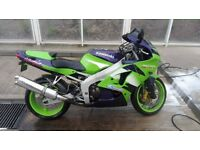 kawasaki zx6r 1998 for sale