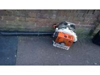 stihl br420 petrol blower