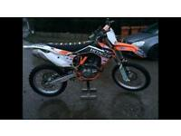 2015 Ktm 450 sxf mint condition may swap Yz yzf cr Crf kx kxf raptor banshee ltr yfz jetski boat
