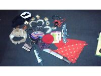 Assorted Fancy dress items - ALL for £25