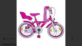"""Princess bike 16"""""""