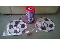 childs football lamp and light shades