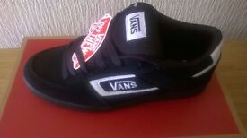 """Vans"" Trainers for men, Quality item, Few sizes left, New/boxed, Rrp is £65, Delivery Available too"