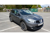 Nissan Qashqai 1.5 DCI 360 5dr - Panoramic Roof Glass