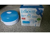 Dr Browns Delux Newborn Gift Set
