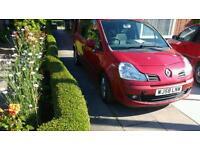 Renault Modus dynamique 1.5dci 2008 spares or repair