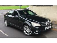 2011 MERCEDES C250 CGI 1.8 PETROL SPORT 7SPEED AUTOMATIC FOR SALE.