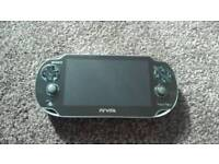 PS VITA (needs new LCD) cheap!