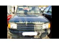 Land Rover discovery 1 300tdi breaking for spares 69k Miles