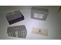 """Ridley's """"Games Room"""" Brain Teasers cards (new)"""