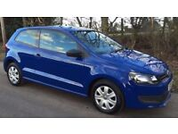 Volkswagen Polo 1.2 2011 3dr 49,000 Miles