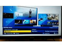 """32""""tv hdmi freeview built in for sale"""