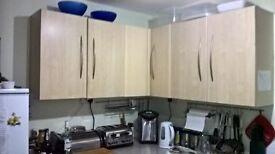 B & Q Kitchen Cabinets