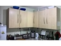 B & Q Kitchen Cabinets for sale  Somerset