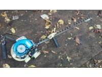 "Serviced Kawasaki 30"" Blade Petrol Hedge Trimmer"