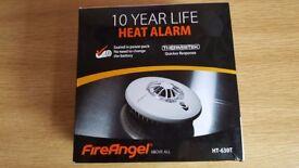 FireAngel HT-630T Heat Detector & Alarm